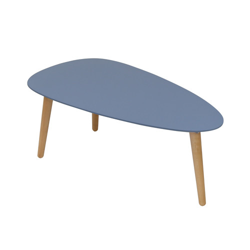 Stockholm Coffee Table - Blue